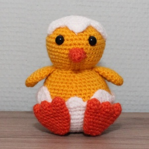Little chick pattern