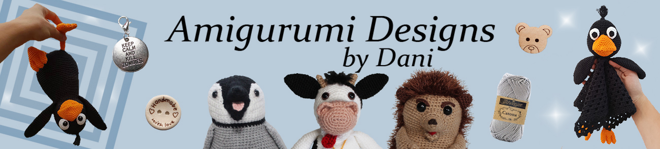Amigurumi Designs by Dani